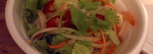 This salad was so good missing it is making me feel depressed.