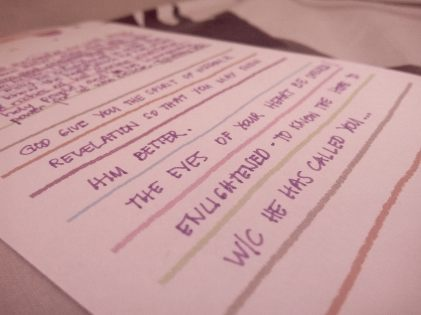 scripture declarations