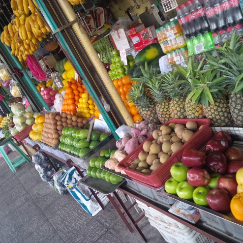 fruits stall marikina market at bayan