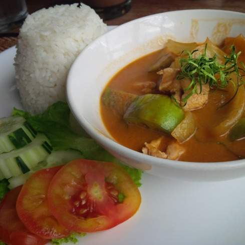 Chicken Curry Krung Thai Restaurant Marikina City